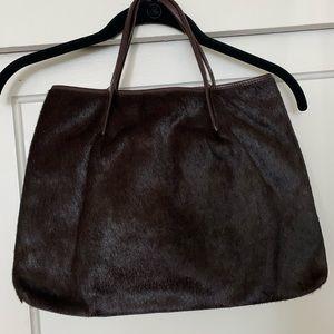 Faux fur Maxx purse.